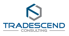TRADESCEND | Business Plan, Personal Statement, Tier 1 VISA Logo